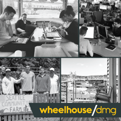 Wheelhouse DMG Team at Work