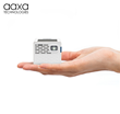 P2A Wireless Pico Projector with 130 Lumens, Android Onboard, Video Streaming, at just 8.8 ounces by AAXA Technologies