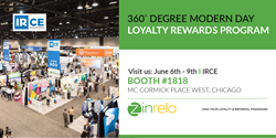 Zinrelo exhibits at IRCE 2017