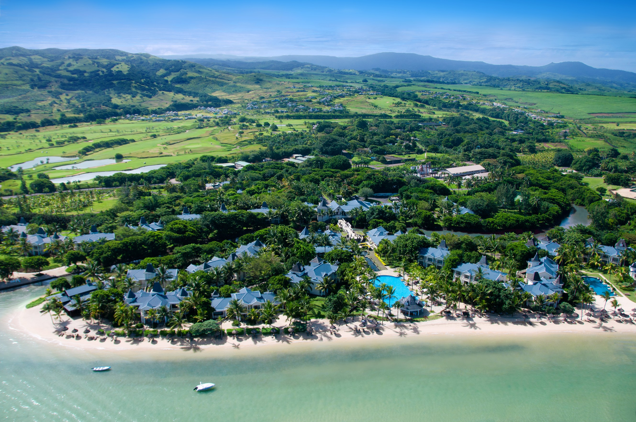Luxury Private Villas In Mauritius