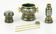 Chinese Cloisonne Set