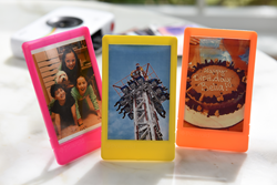The Polaroid colorful mini photo picture frames