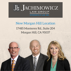 Jachimowicz Law Group Opens New Morgan Hill Office