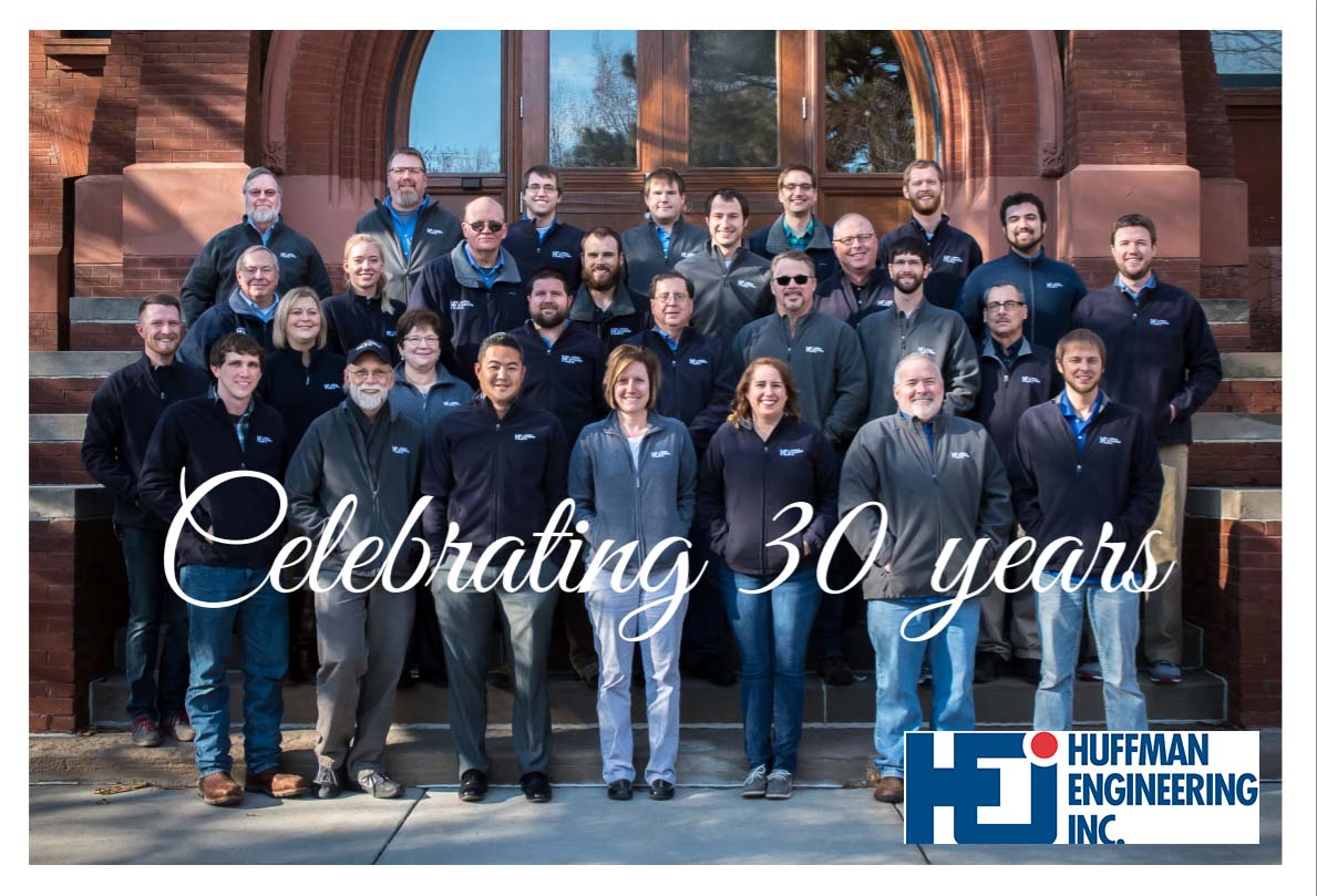 Control system integrator huffman engineering celebrates 30 year anniversary - Celebrating home designer login ...