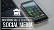 The Benefits of Inserting Sales Staff into Social Media: Shweiki Media Printing Company Presents a Webinar on How to Get Salespeople Involved for Successful Marketing