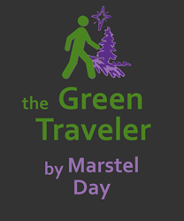 The Green Traveler App by Marstel-Day