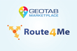 Route4Me Launches Dynamic Route Optimization on the Geotab Marketplace