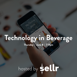 "Sellr hosts ""Technology in Beverage"" at Atlanta Tech Village"