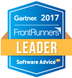 Software Advice Names Bright Pattern as a Leader in FrontRunners Quadrant for Call Center Software