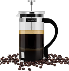 french press, french coffee press