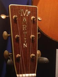 martin guitars brand image