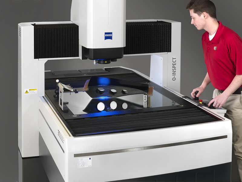 3d Engineering Solutions Acquires Zeiss Largest O Inspect