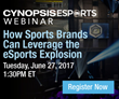 New Cynopsis Webinar Focused on How Sports Brands Can Leverage the Esports Explosion