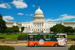 Washington DC Tours at The US Capitol