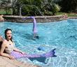 Anna Yatsko a Professional Mermaid and Aquatic Performer.