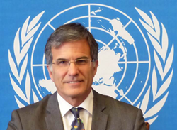 Scott Foster, United Nations Director of Sustainable Energy