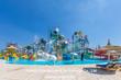 Aqua Blue water park Egypt