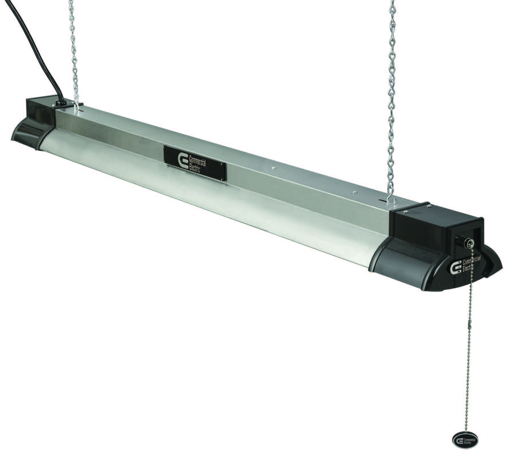 ETI Solid State Lighting Introduces Nickel Finish 40in