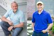 Today's Homeowner Radio Host, Danny Lipford, with new Co-Host, Joe Truini