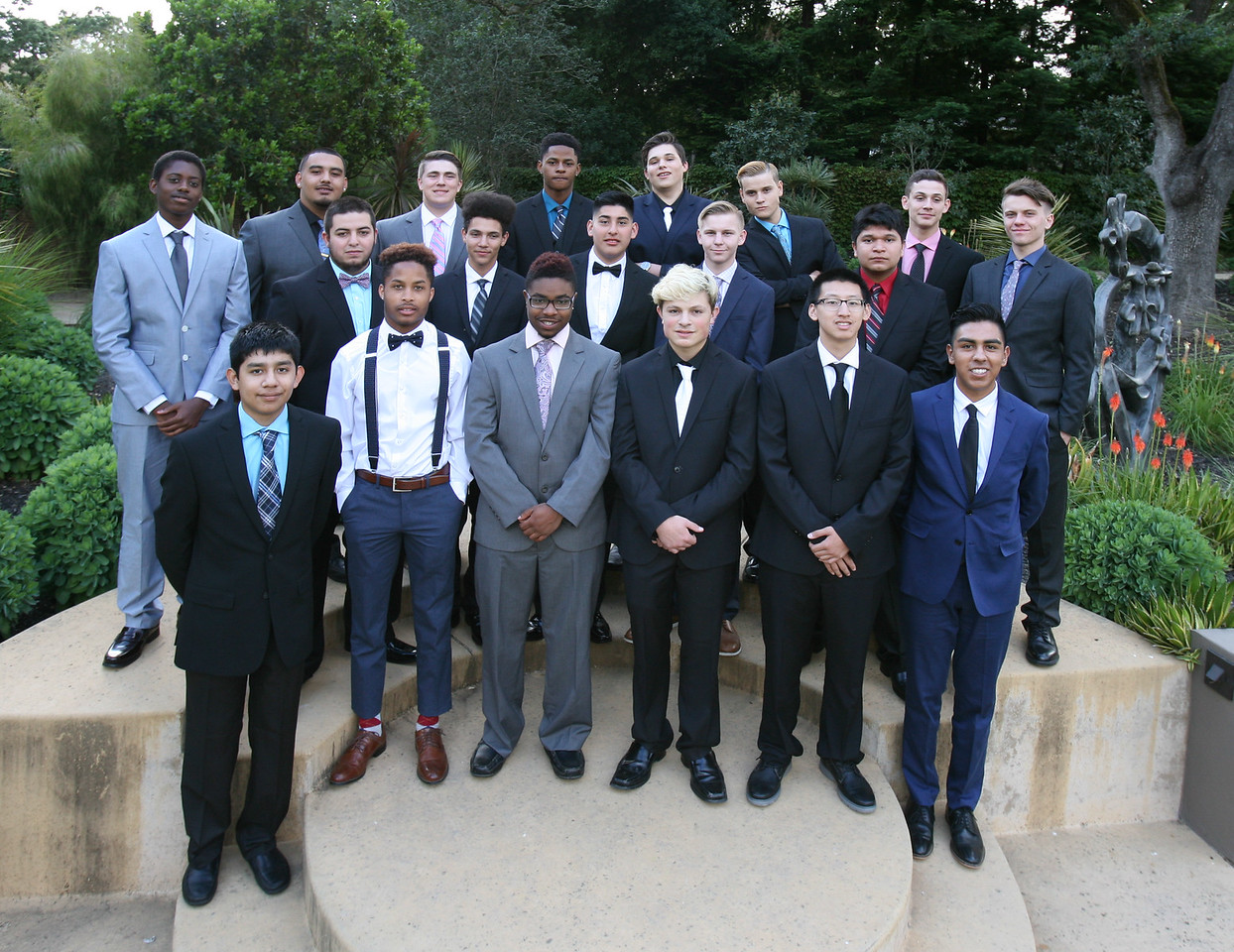 820795870ce Hanna Boys Center Celebrates 24 Graduates from Archbishop Hanna High School  Class of 2017