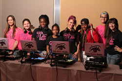 The Girls Make Beats summer tour hosted at SAE Institute will empower girls to pursue a career in audio.