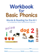 Retired Teacher Pens New Phonics Workbook to Stimulate Success