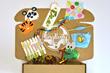 Tinytivity crafts sent monthly
