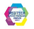 "2017 MedTech Breakthrough Award ""Best Patient Engagement Platform"""