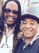 Jaee Logan and Verdine White