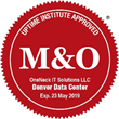 Uptime Institute Awards OneNeck Data Center with M&O Stamp of Approval