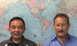 Ironsides Technology co-founders Sean Zhang, CTO and Bill Riley, President