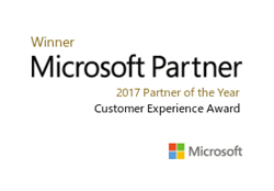 Qorus wins 2017 Microsoft Partner of the Year Customer Experience Award