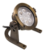AMP® Lighting Introduces a New Modular Approach to Landscape Lighting with the HydraPro™ – a Waterproof, Cast-Brass LED Module with Advanced Features