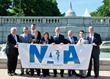 EATA and PATS Representatives at NATA Capitol Hill Day