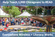 Everywhere Wireless teams up with Literacy Works to help stem low literacy crisis among Chicago adults