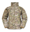 GORE® PYRAD® Fabric Technology is an advanced laminate that offers an optimal combination of thermal/flashover burn protection, environmental protection, and comfort.
