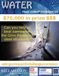 Corrosion Prize Competition Poster