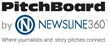 PitchBoard by NEWSLINE360 logo