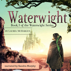 """Waterwight"" is now available in audiobook format. Narrated by Sandra Murphy."
