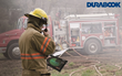 Fire and EMS Departments Meet Critical Mobility Needs with DURABOOK R11 Rugged Tablet