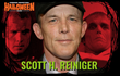 Famous Monsters Halloween Bash welcomes Scott H. Reiniger.