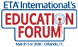 ETA's Education Forum Goes to Orlando