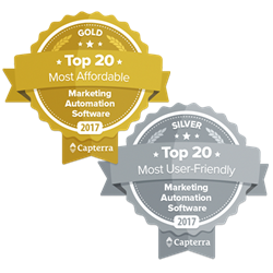 ActiveDEMAND listed on Capterra Top 20 Lists