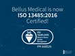 Bellus Medical Raises the Standard in Microneedling Industry by Receiving ISO 13485:2016 Certification