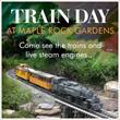High-Hand Nursery & Sacramento Valley Garden Railway Society Presents Train Day at Maple Rock Gardens