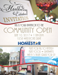 Mulberry Estates Community Open House Information for June 10, 2017