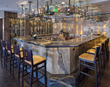 Jimmy's elegant onyx-backed bar and an exceptional wine list, revealed in a custom glass-fronted cellar, are favorites with locals – and were a factor in making Best of Tahoe's Best Hotel Restaurants