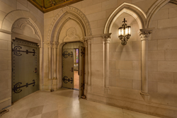 Fire Rated Replica Doors at Chicago Temple First United Methodist Church