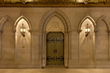 Fire Rated Replica Doors at Chicago Temple First United Methodist Church Match Original Doors Exactly