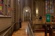 Replica Exit Door at the Church